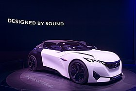 Image illustrative de l'article Peugeot Fractal