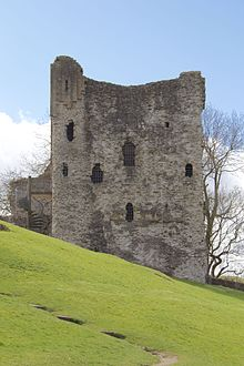 peveril castles great tower was built at a cost of 184 in the late 12th century - Single Wall Castle 2015