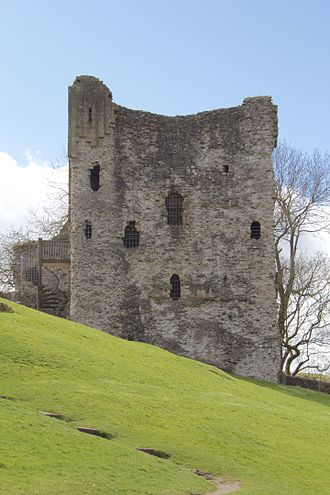 Buckton Castle - Eales
