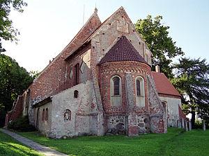 Altenkirchen, Mecklenburg-Vorpommern - Parish church of Altenkirchen