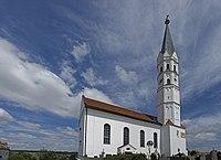 Pfarrkirche St. Johannes Evangelist in Hohenkammer.jpg