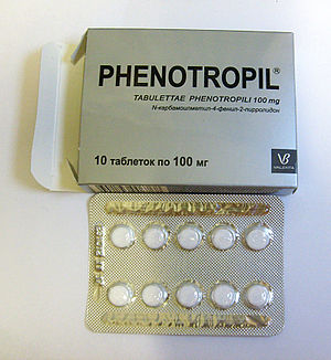 Phenylpiracetam - Phenotropil 100 mg from Russia