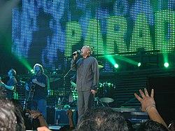 Phil Collins w Barcelonie, 2004