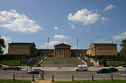 Il Philadelphia Museum of Art
