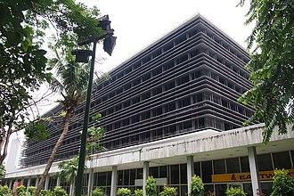 Carlos Arguelles - Image: Philamlife Building facade 3