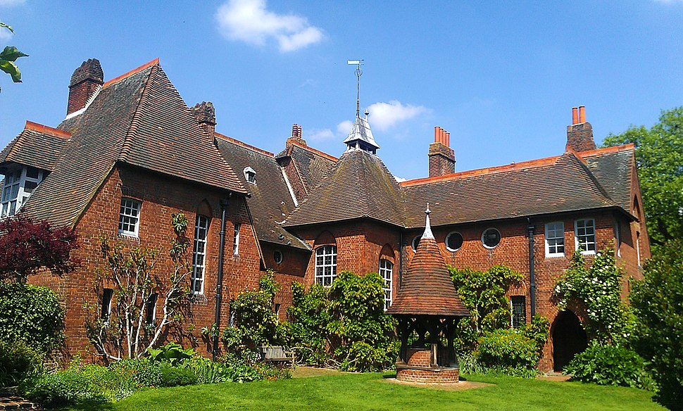 Philip Webb's Red House in Upton