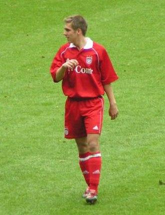 Philipp Lahm - Lahm in 2006