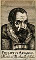 Philippe Apianus. Line engraving, 1688. Wellcome V0000173.jpg