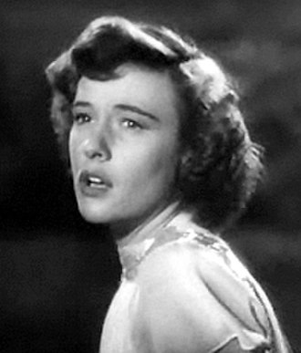 Phyllis Thaxter - Thaxter in Bewitched (1945)
