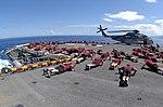 Physical training on USS Bonhomme Richard DVIDS105051.jpg