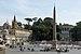 Piazza del Popolo Obelisco Flaminio a Roma.jpg