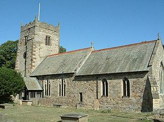 Pickhill - All Saints church, Pickhill