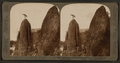 Picturesque grandeur of the great Columbia River, 'Pillars of Hercules' (East), Oregon, from Robert N. Dennis collection of stereoscopic views.png