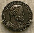 Pier paolo galeotti, medaglia bronzea di cosimo I de' medici.JPG