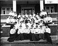 Pierian Literary Society group portrait 1906 (3191907757).jpg