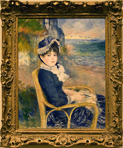 Pierre-Auguste Renoir - By the Seashore.jpg