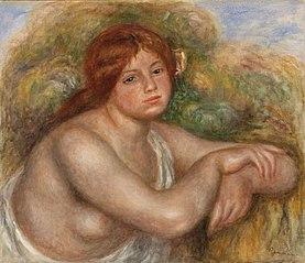 Nude Study, Bust of a Woman (Étude de nu, buste de femme)