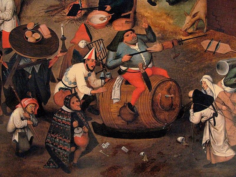 File:Pieter Bruegel II-Combat de Carnaval et Careme IMG 1463.JPG
