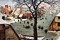 Pieter bruegel il vecchio, censimento di betlemme, 1566, 03.JPG