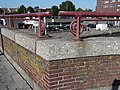 Pieter de Hoochbrug - Delfshaven - Rotterdam - Railing - Two railing elements right angle join.jpg