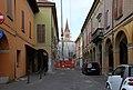 Pieve di Cento tre mesi dopo il terremoto, via Garibaldi verso il centro - panoramio.jpg