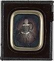 Pikeportrett - daguerreotypi - ca. 1850 - Oslo Museum - OB.F16023d.jpg