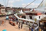 Pilgrims at Boudhanath 02.jpg