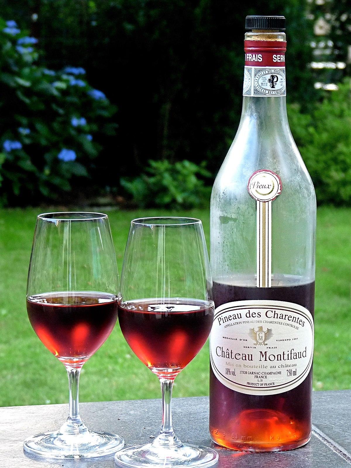 Pineau des Charentes – Wikipedia