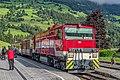 Pinzgauer Lokalbahn - Bahnhof Krimml - Salzburg - AT.jpg