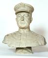 Pio Gibellini, Busto di Nazario Sauro, gesso, 1917.png