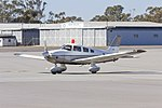 Piper PA-28-181 Archer III (VH-NRP) taxiing at Wagga Wagga Airport (2).jpg