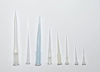 Pipette - A variety of pipette tips
