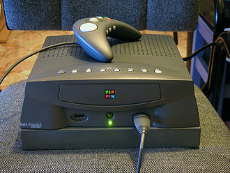 Apple Pippin - The Katz Media KMP 2000 includes the generic docking station with PCI interface.