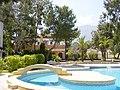 Piscina y Jardines del Hotel La Raconà - panoramio.jpg