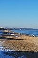 Plaża w Gdańsku - Oliwie zimą - panoramio.jpg
