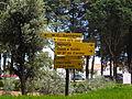 Placas de sinalização em Fátima, Jul 2008.jpg
