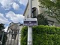 Plaque Rue Pierre Marie Curie - Rosny-sous-Bois (FR93) - 2021-04-15 - 4.jpg
