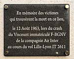 Plaque crash aérien Tramoyes.JPG