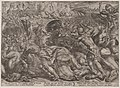 Plate 10- The Fall of Jericho, from 'The Battles of the Old Testament' MET DP863693.jpg