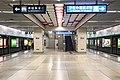 Platform of Huilongguan Dongdajie Station (20210302170718).jpg