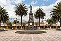 Plaza de armas, San Antonio de Ibarra, Ecuador, 2015-07-21, DD 16.JPG
