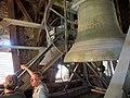 Plettenberg Christuskirche bell frame.jpg