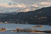 Poertschach Gloriette-Blick auf Woerther See Ferlacher Horn und Košuta 24032016 2974.jpg