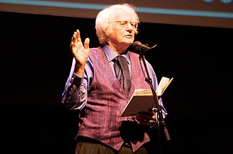 Mythopoetic men's movement - Robert Bly