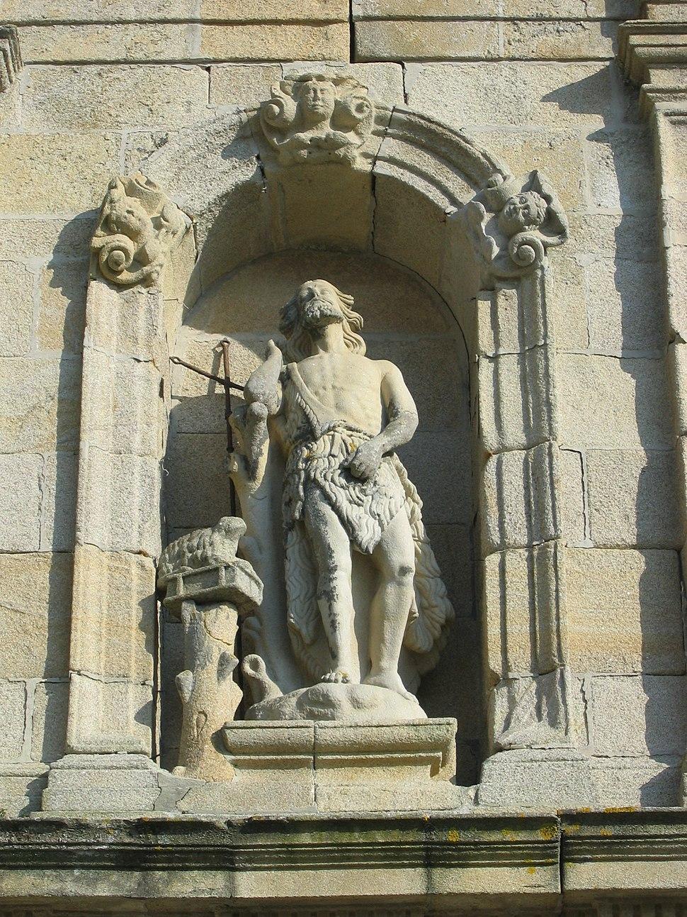 Poio Mosteiro 01-03, San Xoán
