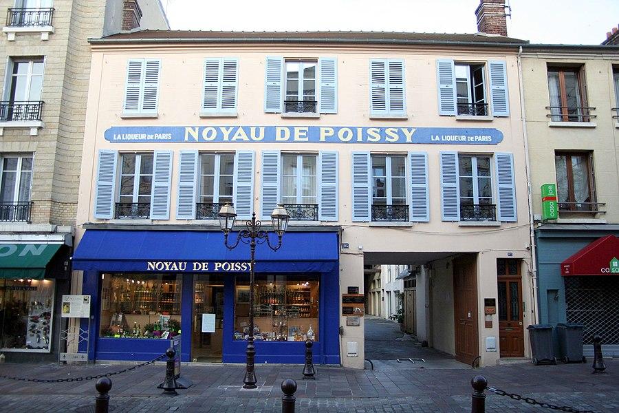 Maison du «noyau de Poissy» à Poissy - Yvelines (France)