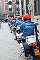 Police motorcycles in Brussels 02.jpg