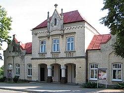 Budynek Pa�stwowej Szko�y Muzycznej (dawna siedziba Rady Miejskiej)