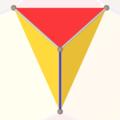 Polyhedron truncated 8 vertfig.png
