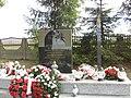 Pomnik Poległych Żołnierzy z 6 Dywizji Armii Kraków pod Narolem i Lipskiem w bitwach pod Tomaszowem Lubelskim 1939 (5).jpg